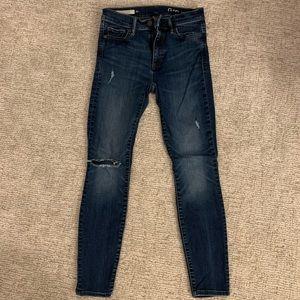 """Women's Gap """"Resolution True Skinny"""" Jeans"""